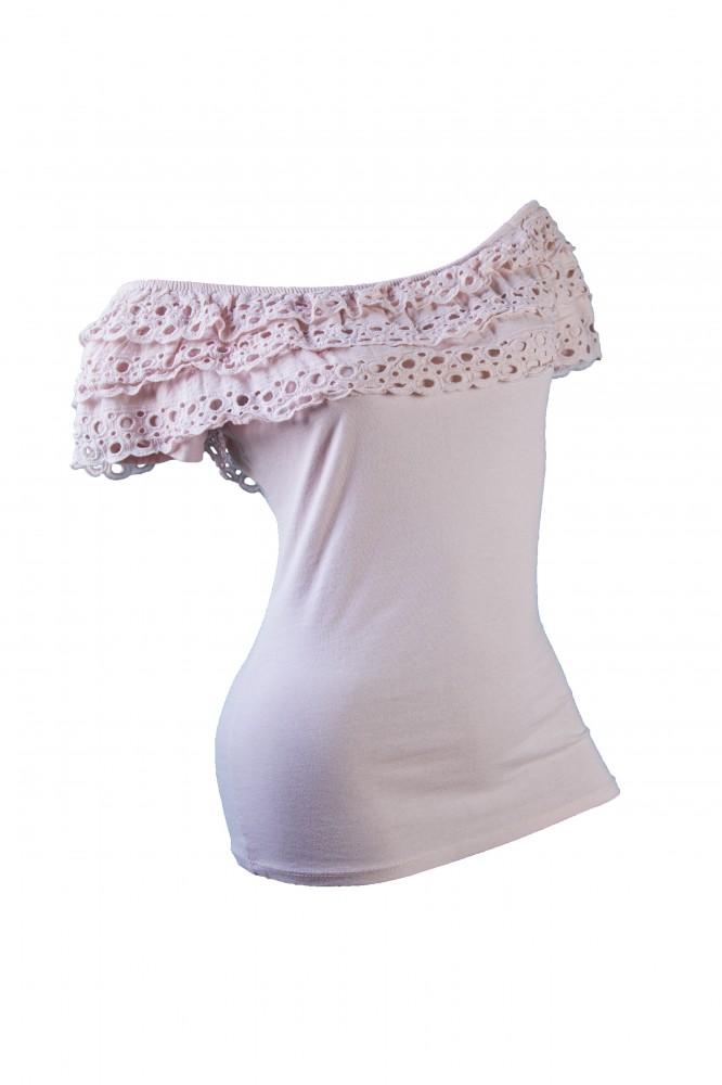800632a463 Fodros vállú póló (#7) - Olivashop ruha webáruház, Női ruha webshop ...