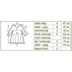 Egy zsebes pöttyös tunika (#14)