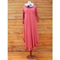 Karcsúsított fodros ruha (#12)