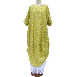 Oldalán húzott szellős ruha (#24)