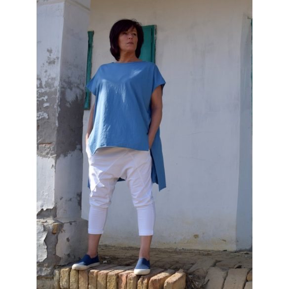 Pamut ülepes nadrág (#18)