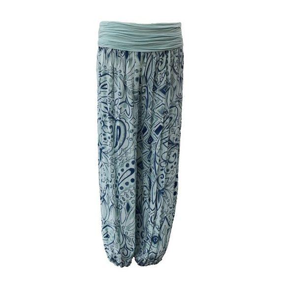 Pasa nadrág - szellős bő nadrág (mintás 2) (#28)